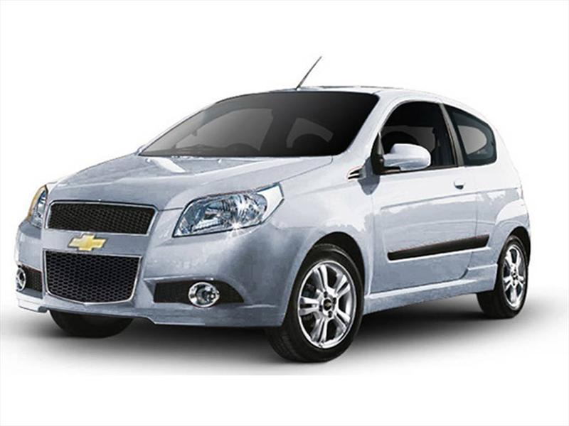 Chevrolet Aveo Emotion 5P GTi (2012)