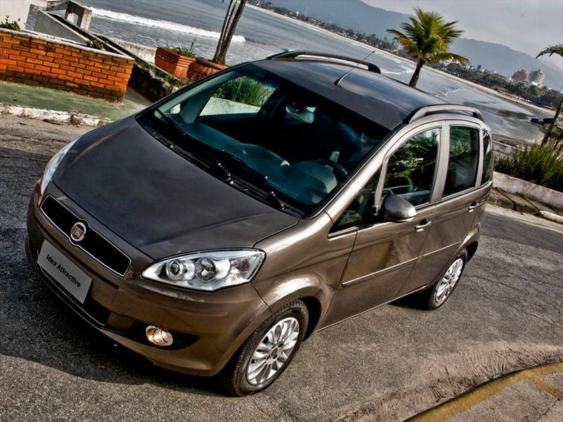 fiat idea 1 4 attractive 2013