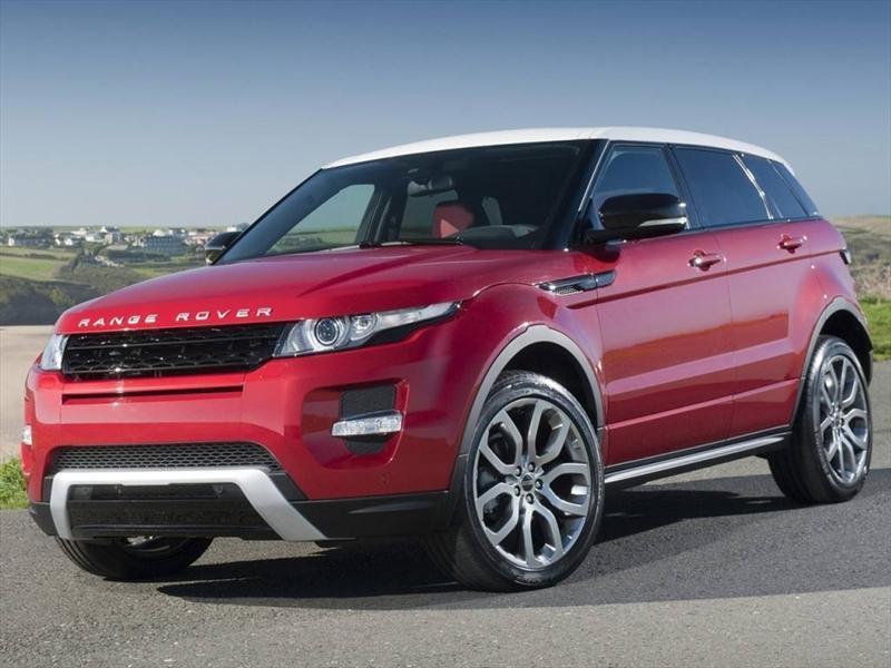 Autos nuevos land rover precios range rover evoque for Precios de futones nuevos