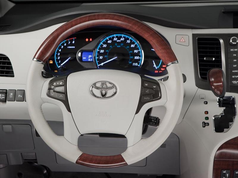 Autos Nuevos Toyota Precios Sienna