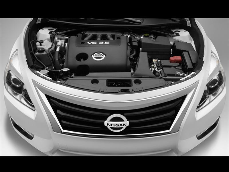 Nissan Altima Advance Navi 2016