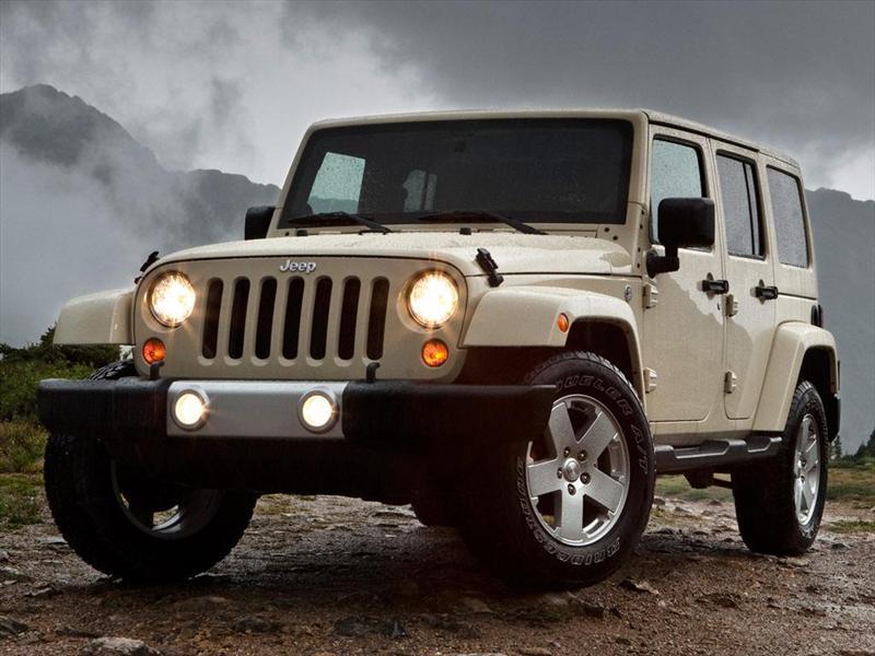 foto Jeep Wrangler Unlimited JK Sport 4x4 3.6L Aut
