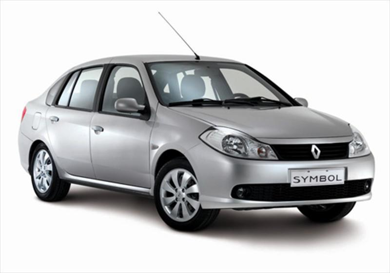 Renault Symbol 1.6L Confort (2012)