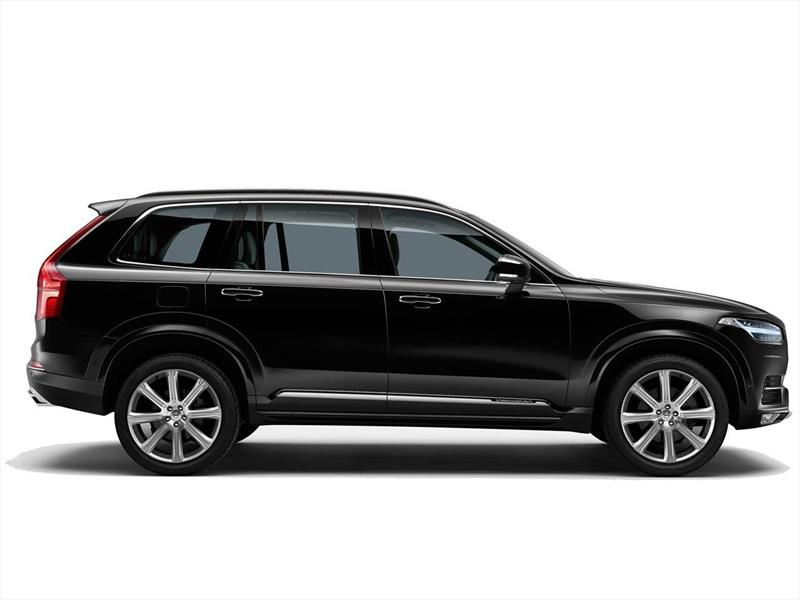 volvo xc90 t5 momentum 2017. Black Bedroom Furniture Sets. Home Design Ideas