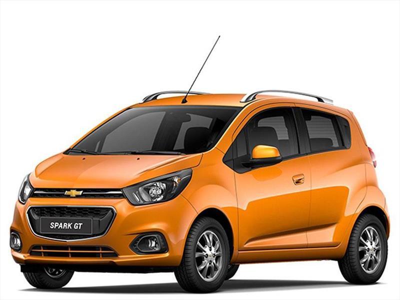 Chevrolet Spark Gt Nuevos Precios Del Catlogo Y Cotizaciones