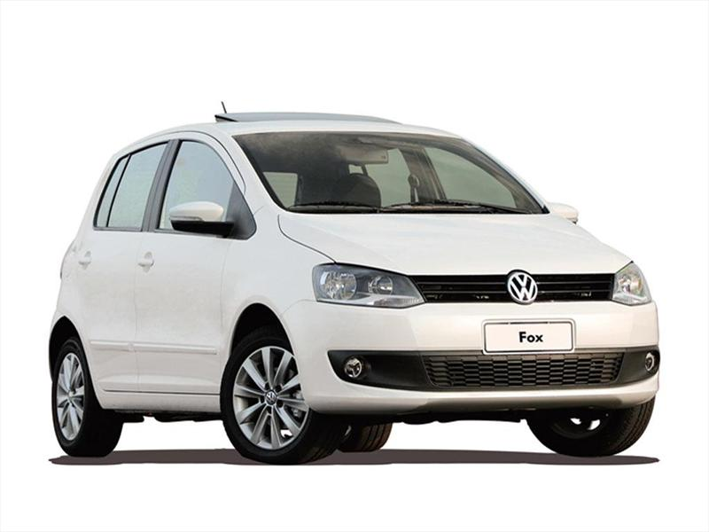 Volkswagen Fox 5P Highline  (2014)