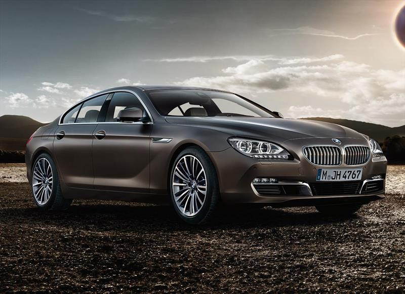 foto BMW Serie 6 640i Gran Coupe M
