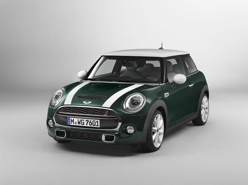 Mini Cooper S Hot Chili Aut