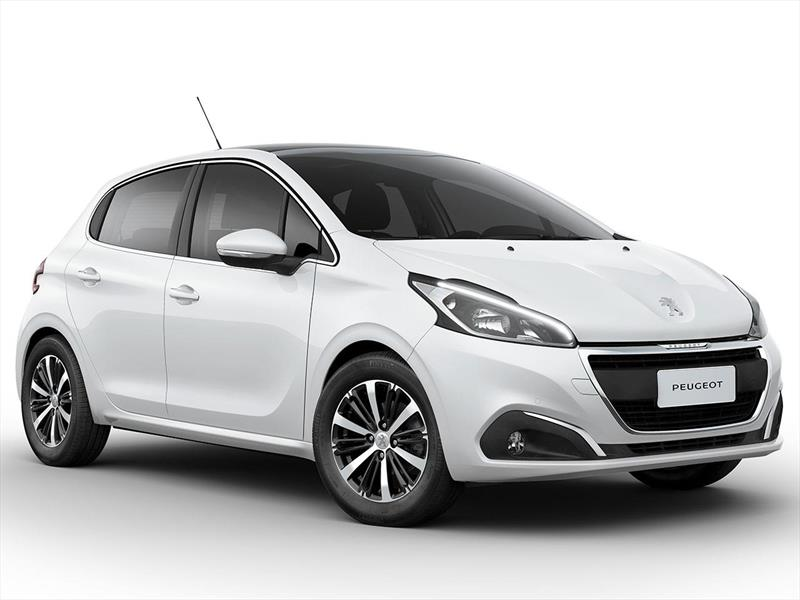 foto Peugeot 208 financiado en cuotas ( Allure 1.6 Aut ) Anticipo $281.680