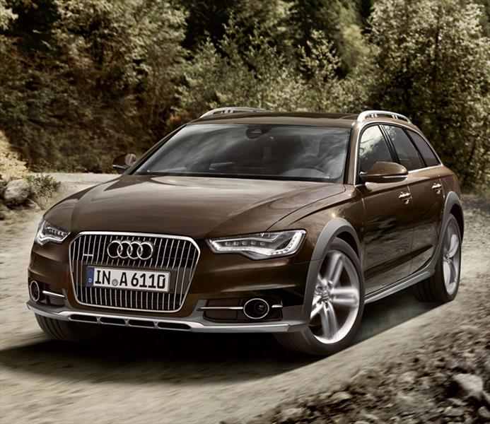 audi a6 allroad 3 0 tfsi s tronic quattro 2014. Black Bedroom Furniture Sets. Home Design Ideas