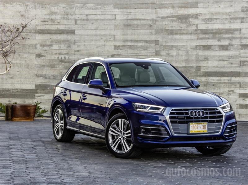 foto Audi Q5 45 TFSI Dynamic