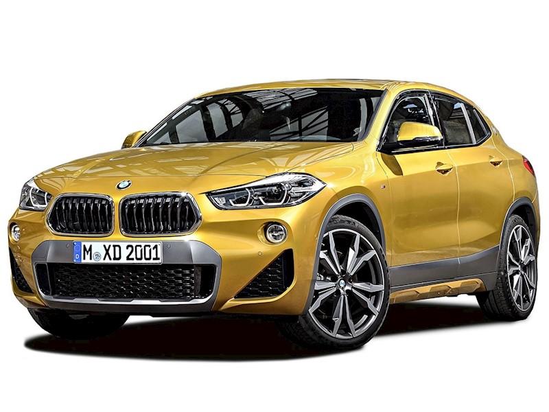 Foto BMW X2 sDrive20i MSportX nuevo color A eleccion precio u$s79.900