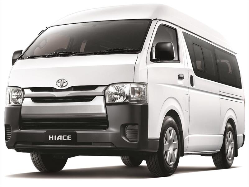 toyota hiace gl 3 0l 2017. Black Bedroom Furniture Sets. Home Design Ideas