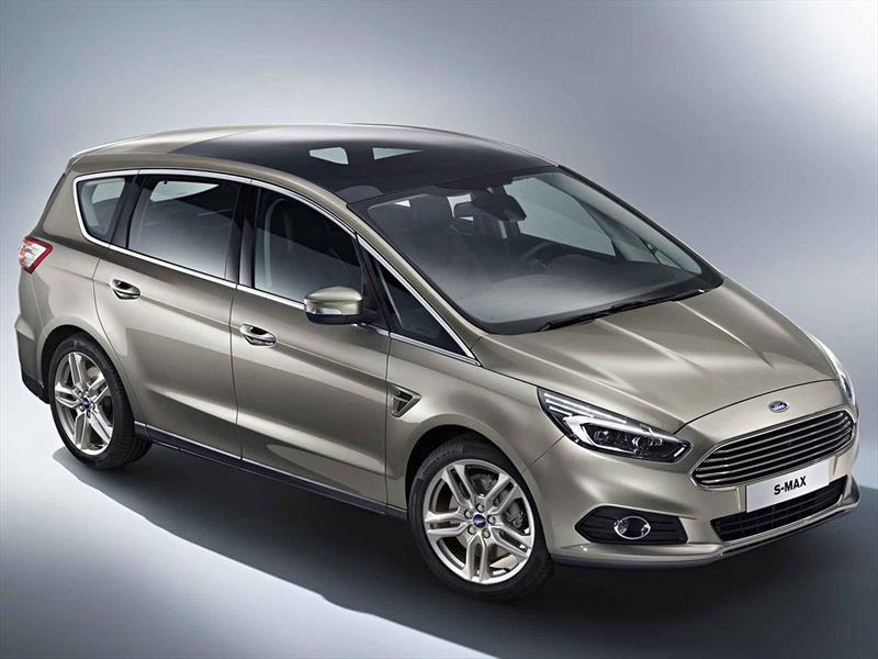foto Ford S-Max Trend Aut