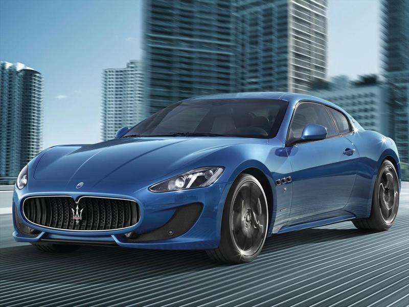 foto Maserati GranTurismo