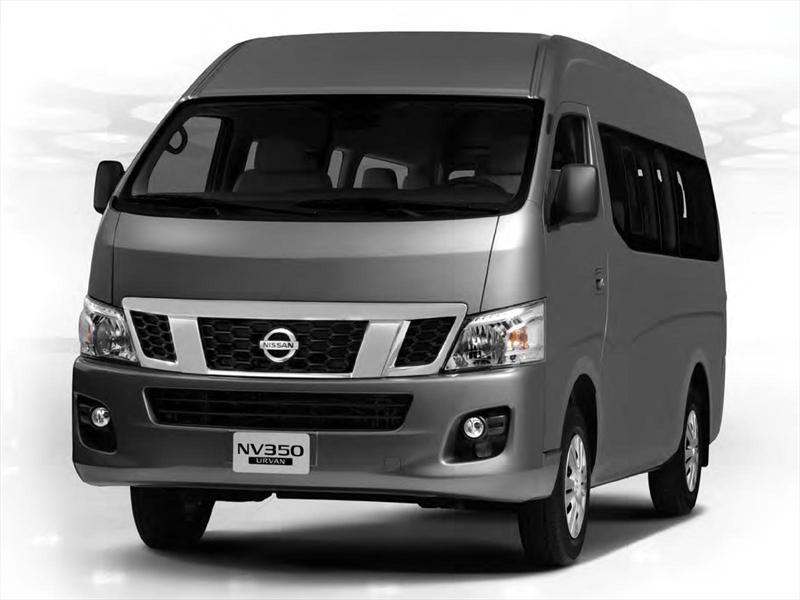 foto Nissan Urvan Panel Ventanas Amplia