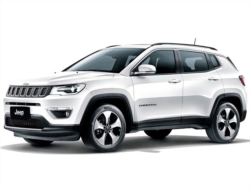 foto Jeep Compass 2.4 4x4 Limited Aut