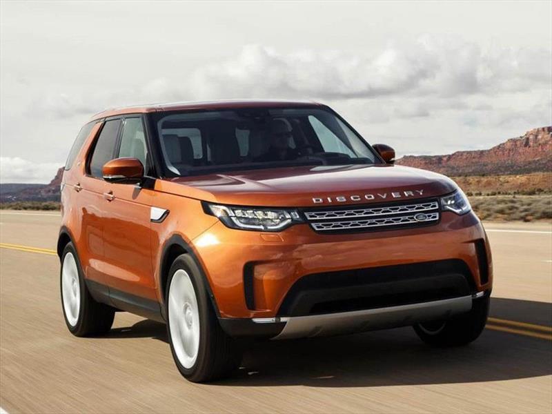 land rover discovery nuevos precios del catálogo y cotizaciones