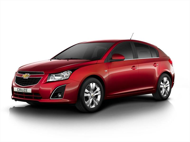 Chevrolet Cruze 5 1.8L LTZ  (2014)