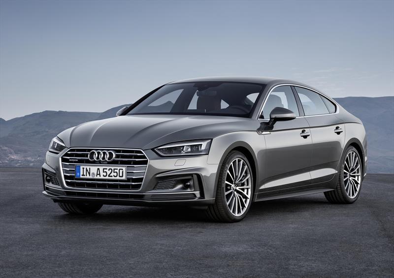 foto Audi A5 Sportback 2.0T S-Line (252Hp)