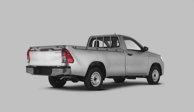 Toyota hilux chasis cabina 2017 - Chasis cabina ...