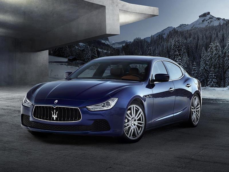 foto Maserati Ghibli