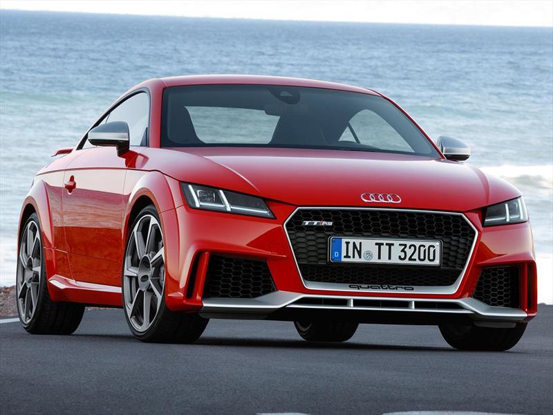 foto Audi TT RS Coupé 2.5 T FSI S-tronic Quattro nuevo color A elección precio u$s123.800