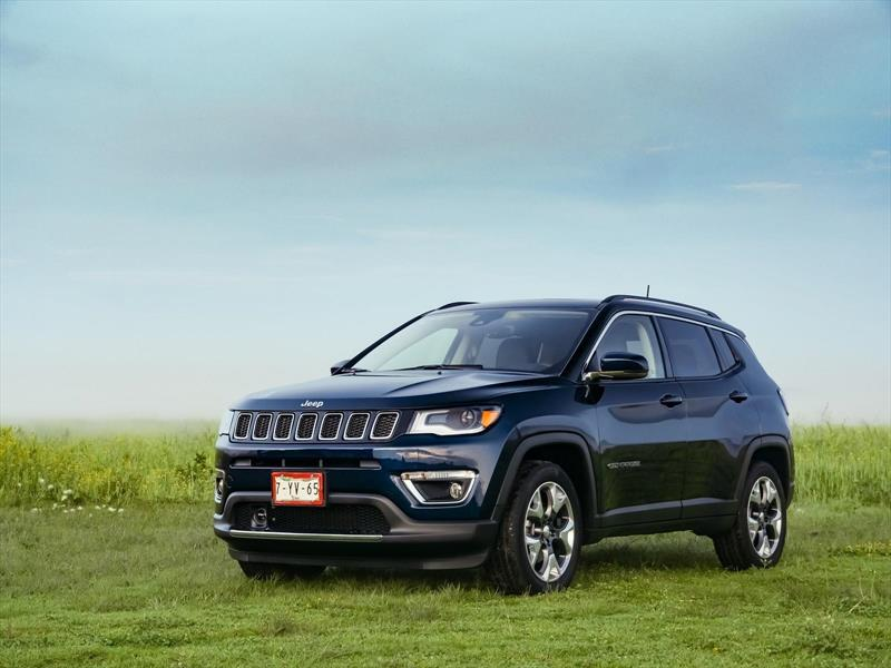 foto Jeep Compass Trailhawk 4X4