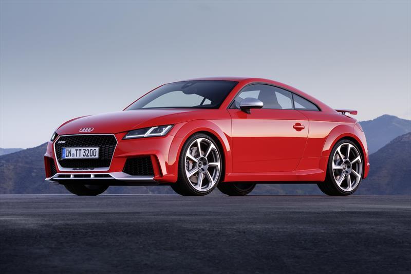 foto Audi Serie RS TT 2.5L TFSI Aut