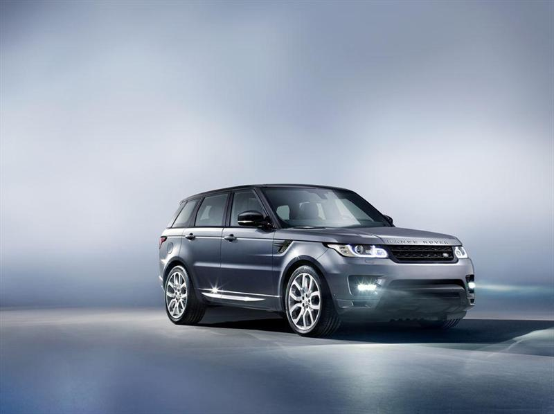 foto Land Rover Range Rover Sport HSE 3.0