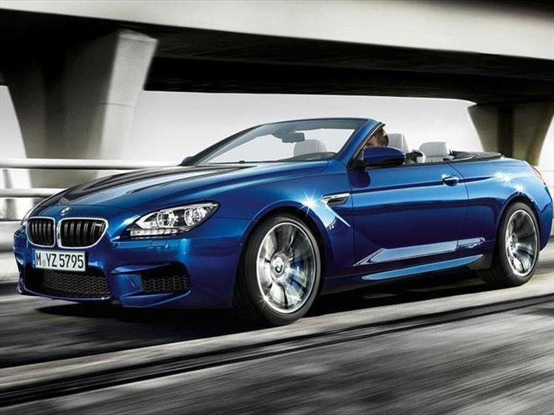 foto BMW Serie M M6 Cabrio