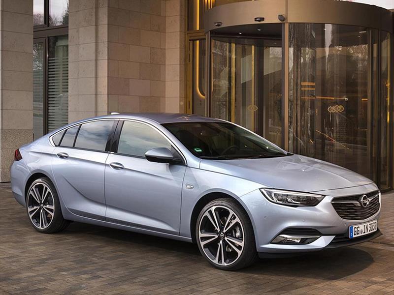 foto Opel Insignia GS