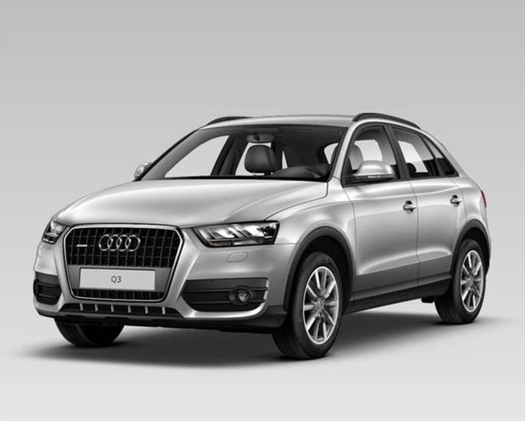 foto Audi Q3
