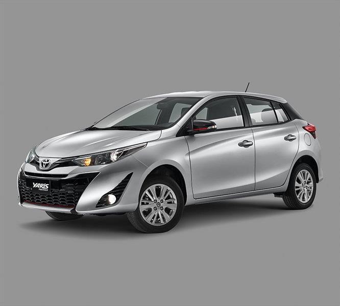 foto Toyota Yaris 5P 1.5L S nuevo