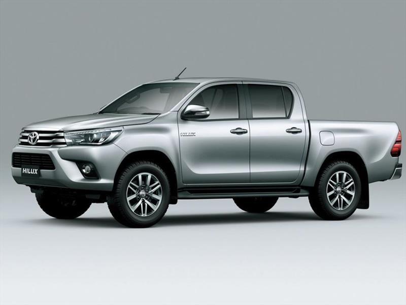 foto Toyota Hilux 2.4L 4x4 CD Diesel
