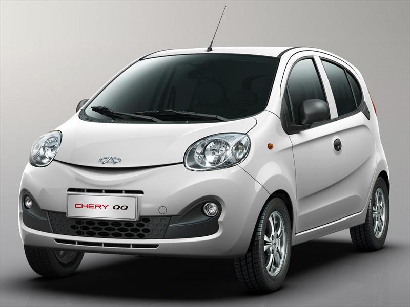 foto Chery QQ Light Security