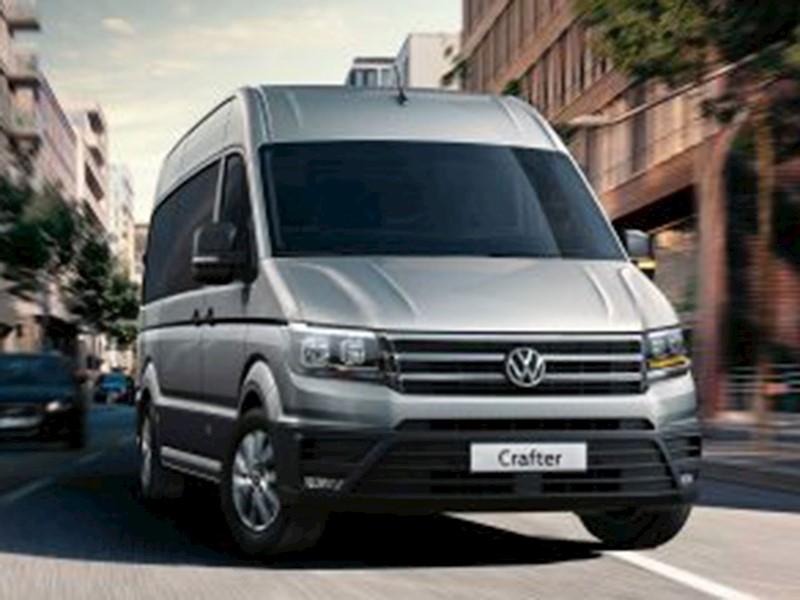 Foto Volkswagen Crafter Pasajeros Van 3.5 Ton MWB nuevo color A eleccion precio $805,844