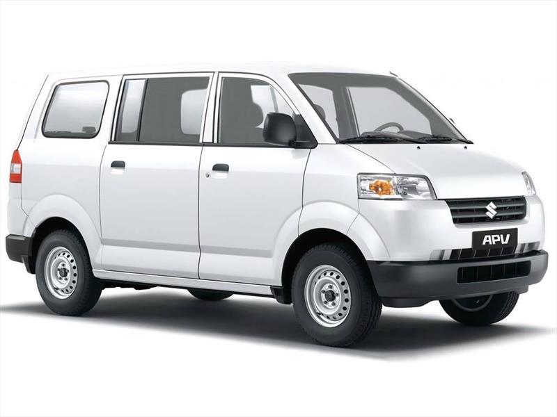 Suzuki Swift 2016 Peru >> Suzuki APV - Información 2016