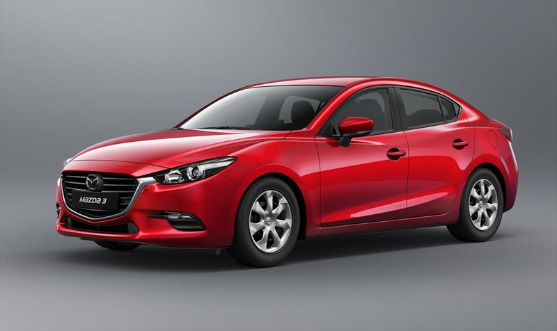 mazda 3 hatchback informaci n 2017. Black Bedroom Furniture Sets. Home Design Ideas