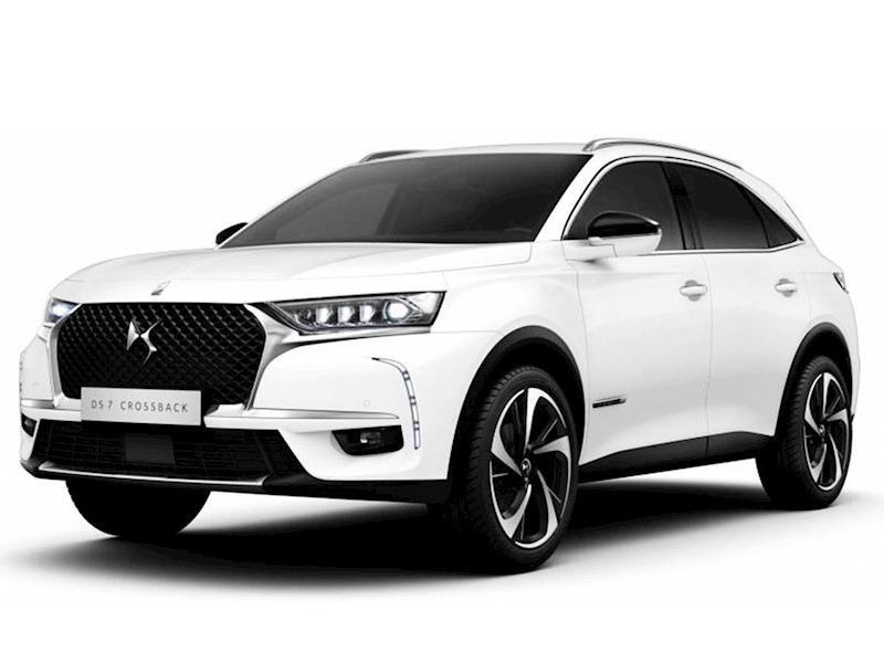 foto DS 7 Crossback HDi 180 Aut So Chic nuevo