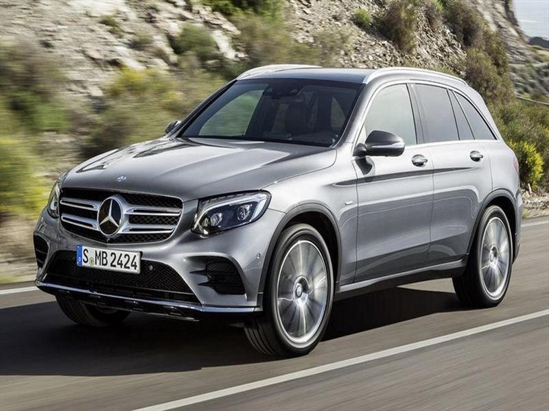 foto Mercedes Benz GLC