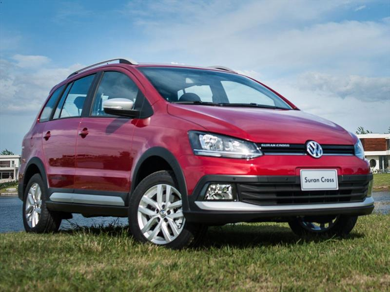 foto Volkswagen Suran Cross 1.6 Highline