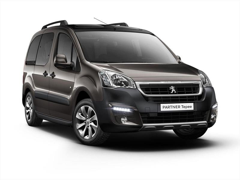 foto Peugeot Tepee 1.6L Allure HDi 7 Asientos