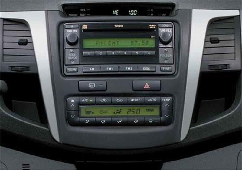 Toyota Hilux Cover 2.5 4x2 TD SC Con aberturas DX Pack (2014)