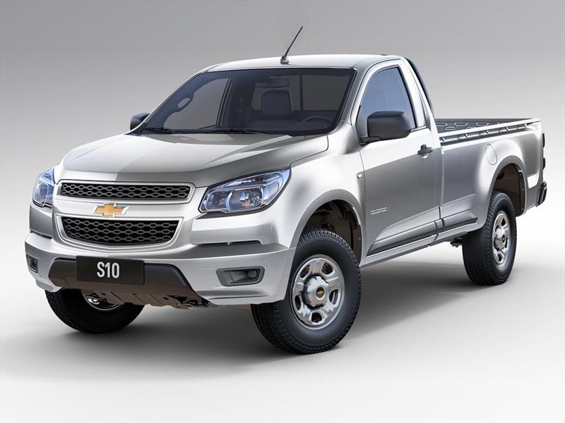Chevrolet S 10 LS 2.8 4x2 CS (2016)