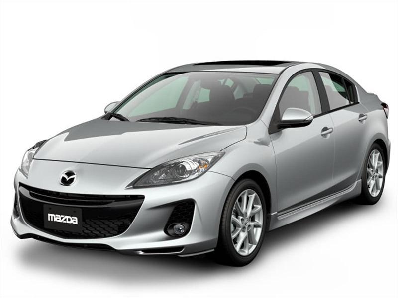 Mazda 3 1 6l S 2015