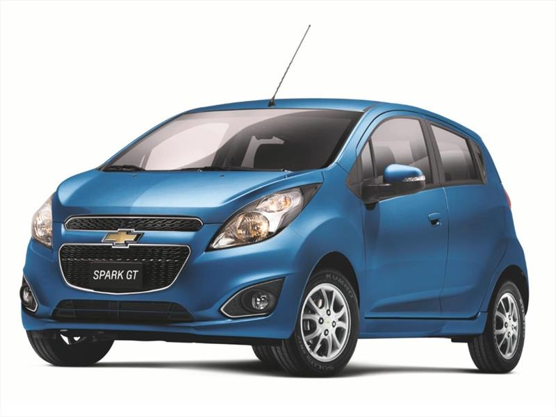 Chevrolet Spark Gt Informacion 2017