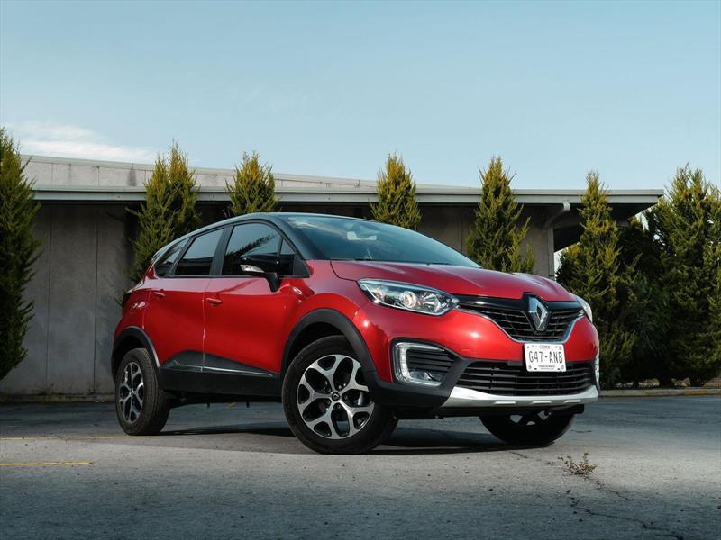 foto Renault Captur Intens Aut nuevo color A elección precio $336,600