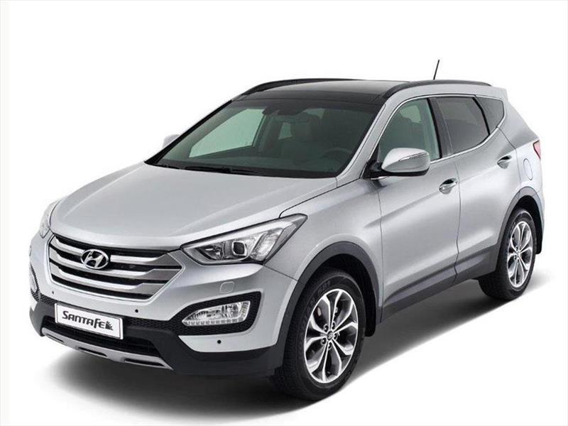 Hyundai Santa Fe 2 4l Gls 4x4 2018