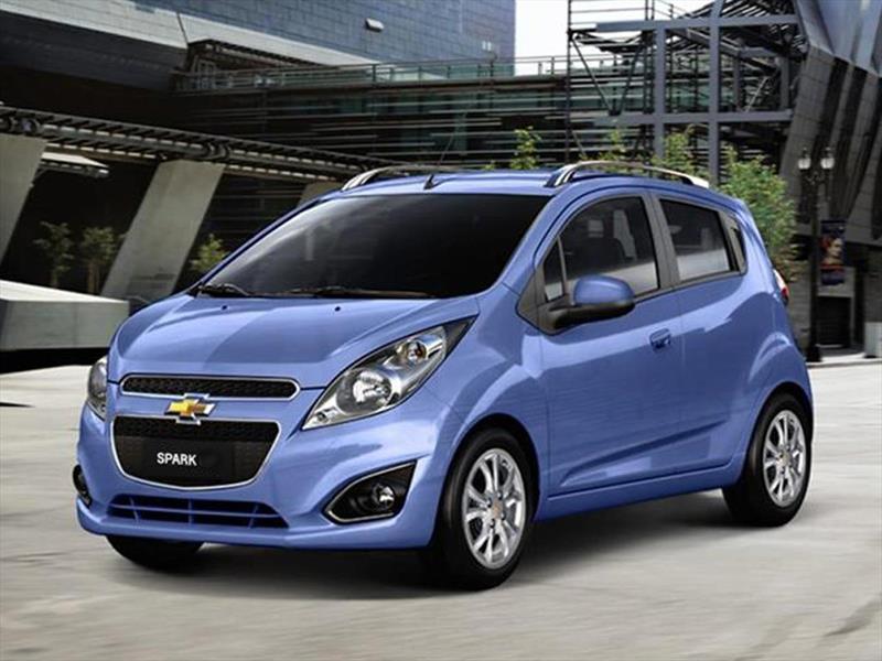 Chevrolet Spark 1.2 LT (2014)